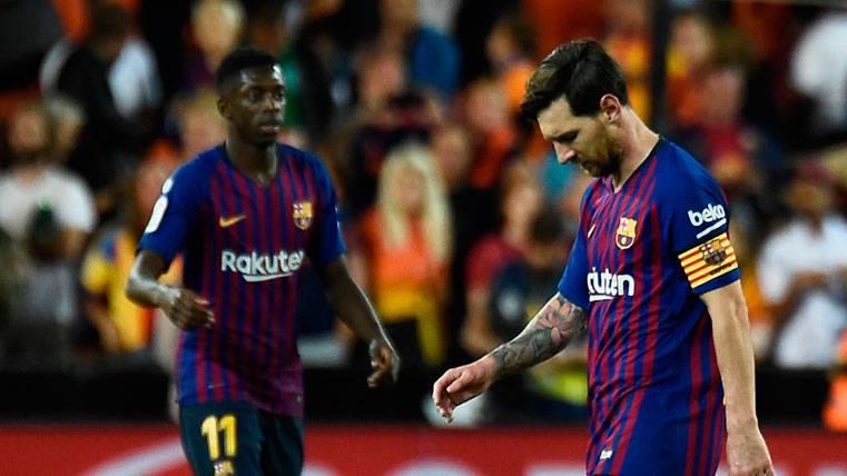 El Barça debe pulir fallos