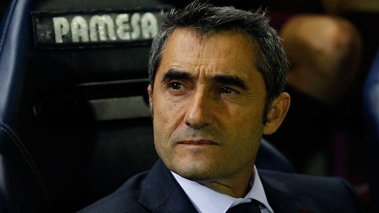 El problema de Valverde para los duelos contra el Inter y el Madrid