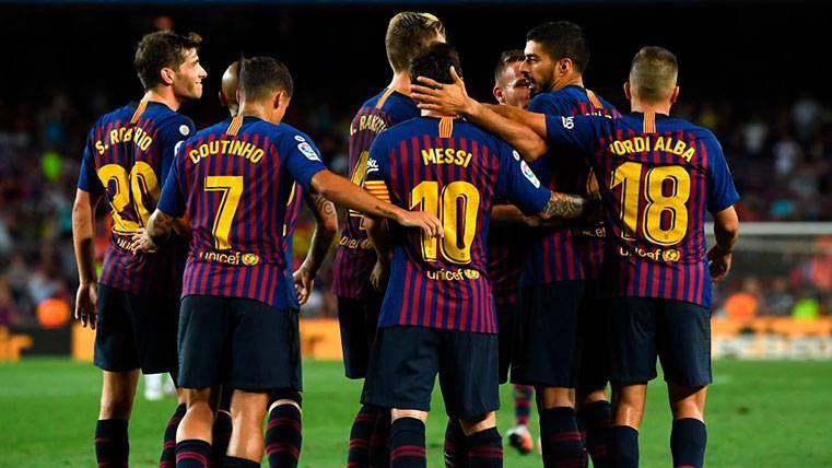 Borrón y cuenta nueva: el Barça, a por el liderato en Liga y Champions