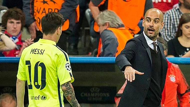 Messi rechazó al Manchester City pese a que le triplicaba el sueldo