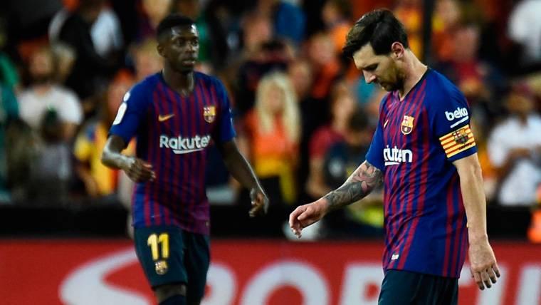 Enfado del Manchester City y advertencia por los rumores sobre el fichaje de Leo Messi