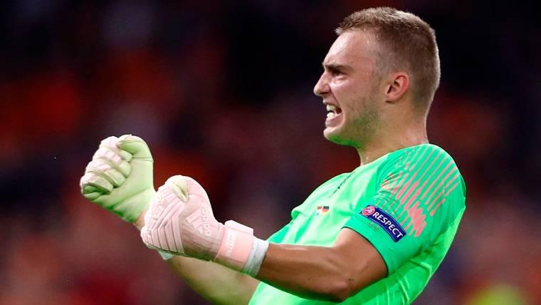 Cillessen y Ter Stegen, la cara y la cruz del Holanda-Alemania (3-0)
