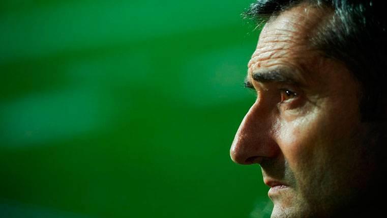Ernesto Valverde no tiene claro si quiere seguir en el Barcelona