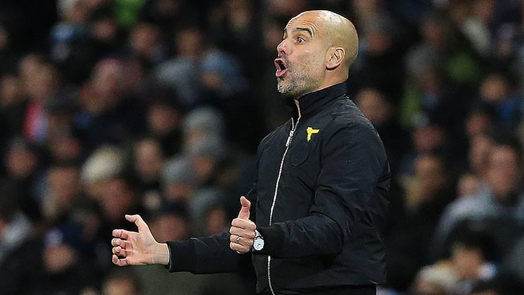 Guardiola, otro que se opone al discurso de Maradona contra Messi