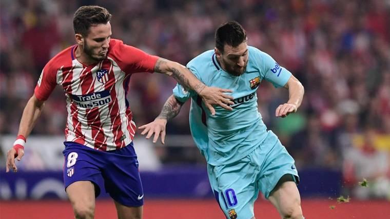 Saúl Ñíguez revela la cualidad de Leo Messi que más le impresiona