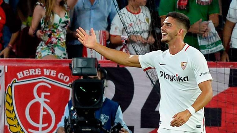 La gran amenaza del Sevilla llegará al Camp Nou en forma