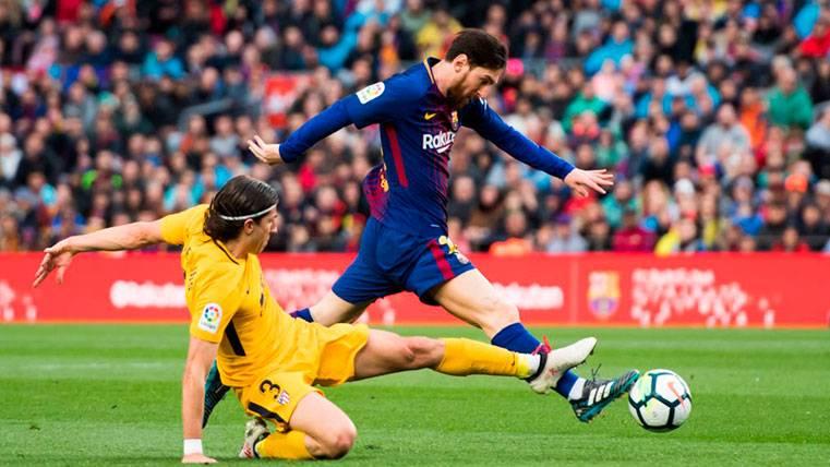 OFICIAL: El Atlético-Barcelona de Liga ya tiene fecha y hora