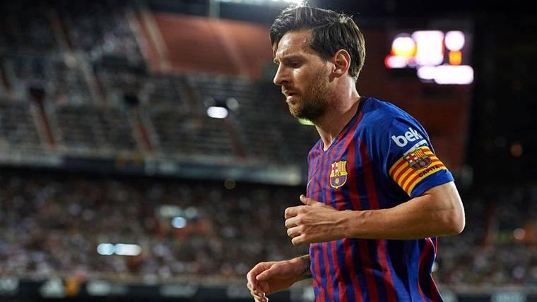 Se avecina la última renovación de Messi en el FC Barcelona