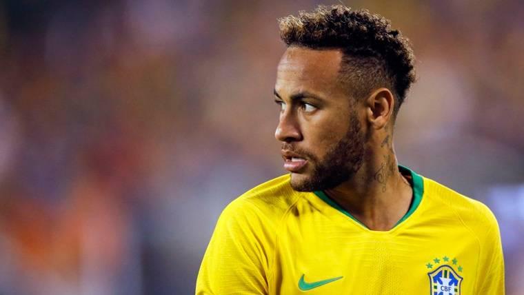 Neymar lamenta la ausencia de Leo Messi pero reivindica la calidad del Brasil-Argentina