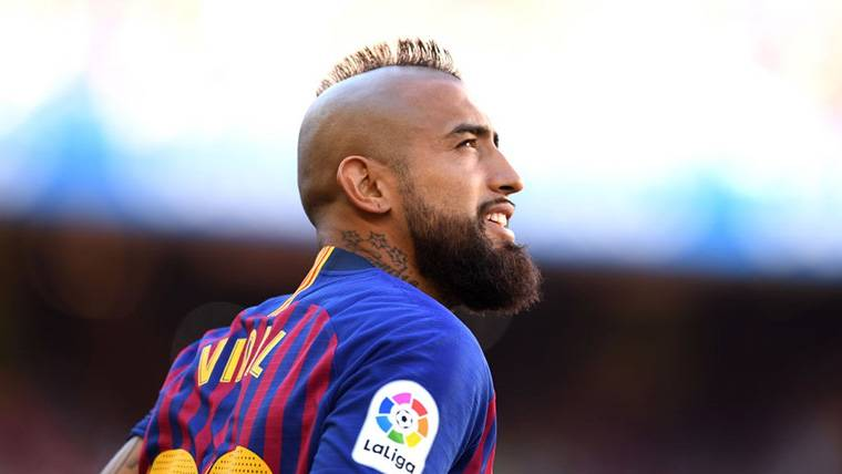 Arturo Vidal deja claro cuál es su gran propósito en el Barça