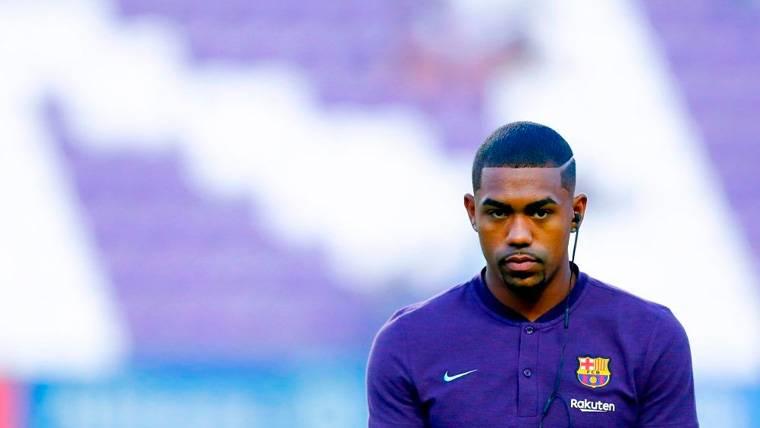 El Inter de Milán pregunta al Barça por el fichaje de Malcom
