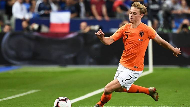 El Manchester City prepara una oferta desorbitada por De Jong