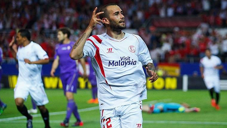 Las confesiones de Aleix Vidal antes del Barça-Sevilla de Liga