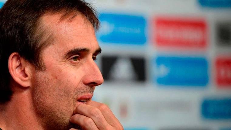 El técnico que el Real Madrid ficharía si destituye a Lopetegui