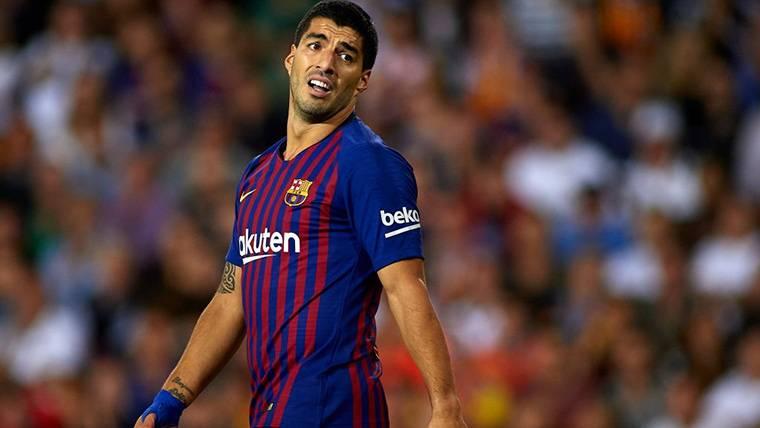 El Barcelona toma una decisión sobre el futuro de Luis Suárez