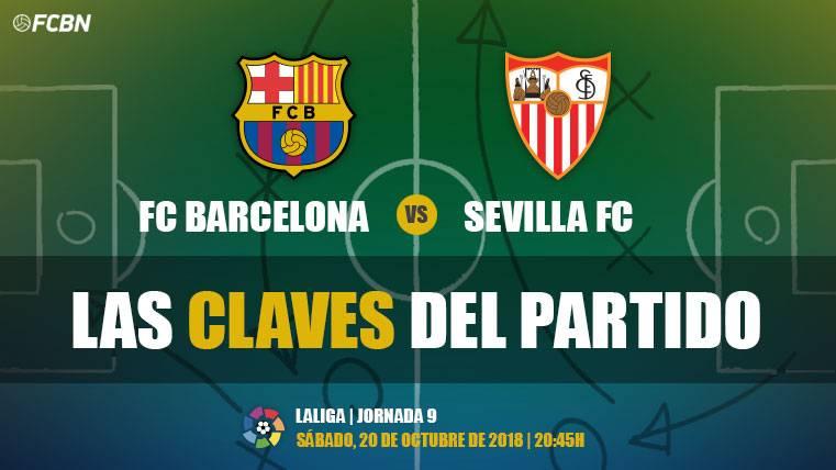 Las claves del Barça-Sevilla