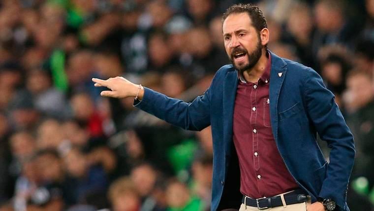 Pablo Machín afirma que el Sevilla está muy motivado y lanza un desafío al Barça