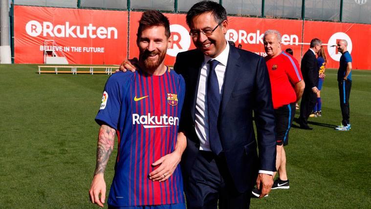 El Barça afirma que va a por el triplete y respalda públicamente a Valverde