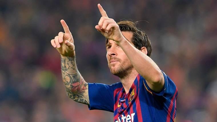 El segundo gol del Barcelona al Sevilla, jugada 'made in Messi'