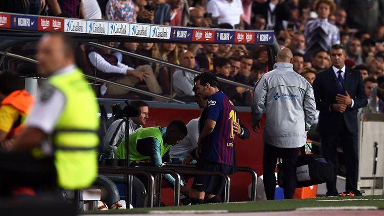 ANÁLISIS: Los partidos que se perderá Messi, todos importantes