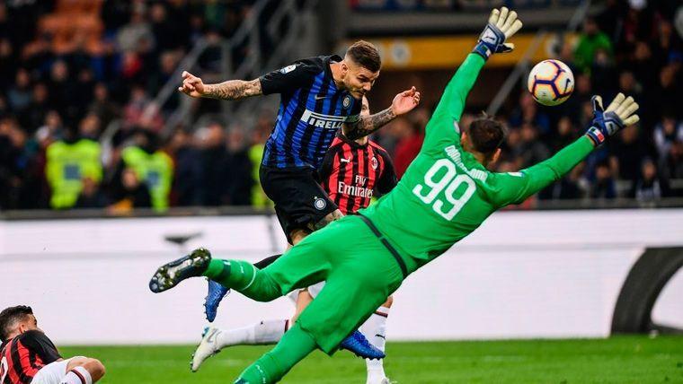 El Inter de Milán enseña al Barça cuál es su mayor peligro