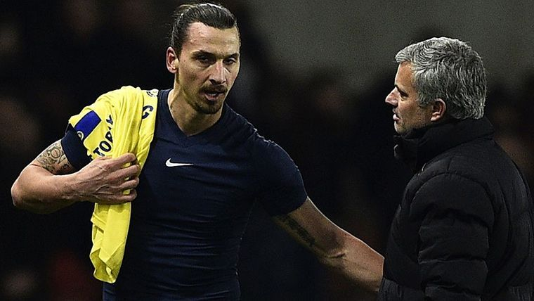 Ibrahimovic y José Mourinho, ¿fichajes estrella para el Madrid?