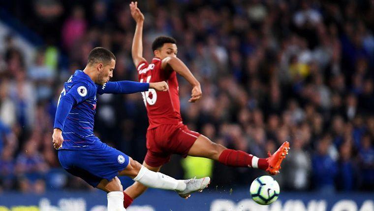 Oferta descomunal del Chelsea para evitar la 'fuga' de Eden Hazard al Real Madrid