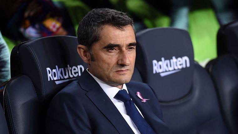 Valverde tiene todo el apoyo del Barcelona, no como Lopetegui en el Real Madrid