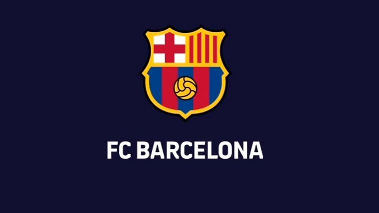 Imagen de la propuesta de nuevo escudo del FC Barcelona