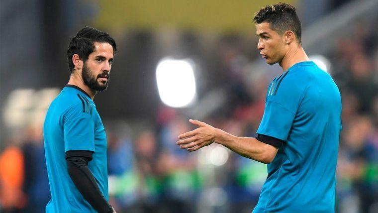El tremendo 'dardo' de Isco a Cristiano Ronaldo por su marcha del Real Madrid