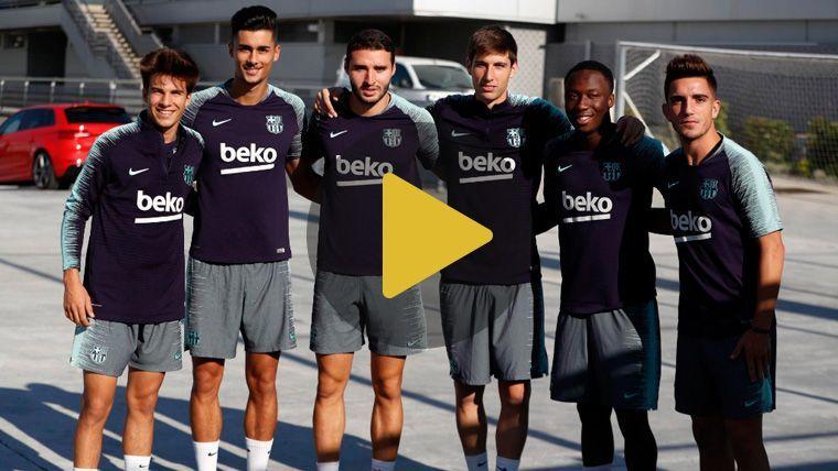 Valverde vuelve a dar pistas: No habría cambios en sus tres centrales para la Champions
