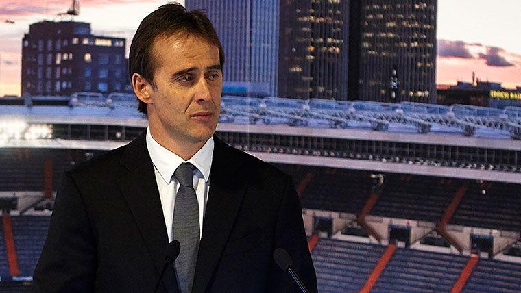 Problema añadido para Florentino: Echar a Lopetegui le costaría una millonada