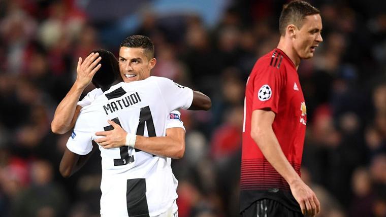 La Juventus de Cristiano hunde aún más al United de Mourinho