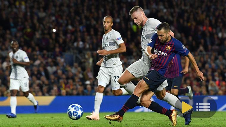 Vídeo resumen: FC Barcelona 2 Inter de Milán 0 (Champions)