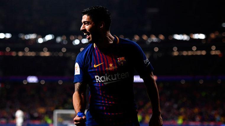 Luis Suárez debe liderar el ataque del Barça