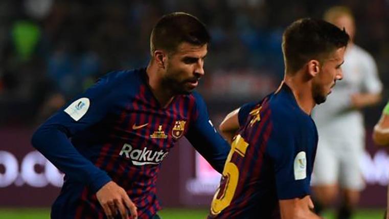Lenglet y Piqué, impolutos ante el Inter: así deben seguir en el Clásico