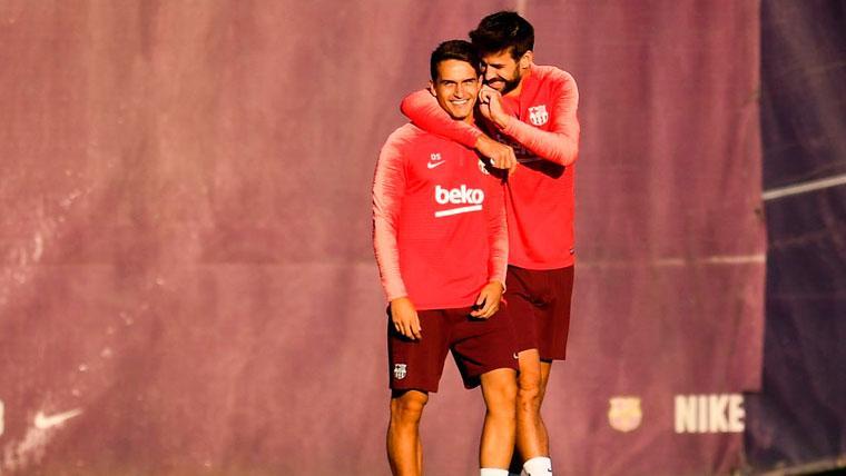 Denis Suárez y Neymar, de 'cachondeo' en las redes: Se rieron de Piqué