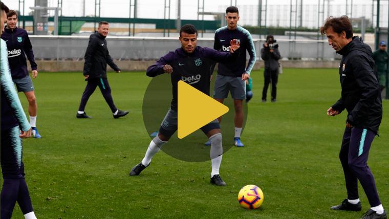Lista de convocados de Valverde para el FC Barcelona-Real Madrid
