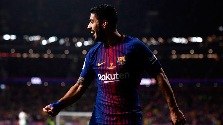 Luis Suárez 'mató' el Clásico completando su 'hat-trick' contra el Real Madrid