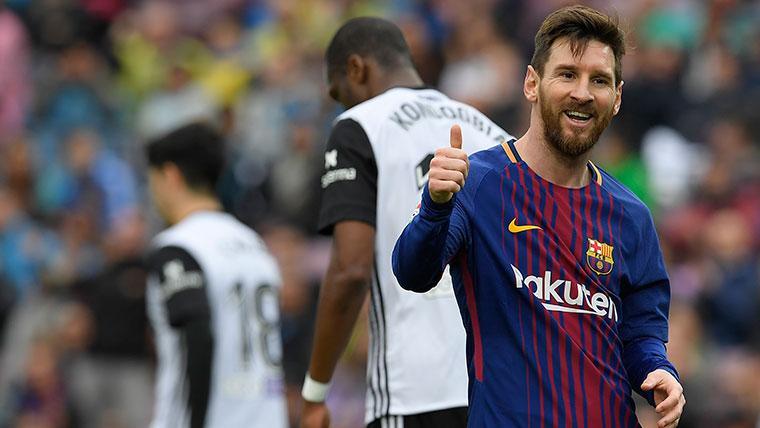 El Barça no necesita a Messi para ser letal: Respuesta de campeón sin el '10'
