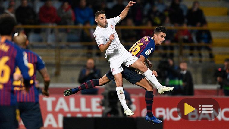 Vídeo resumen: Cultural Leonesa 0 FC Barcelona 1 (Copa del Rey)