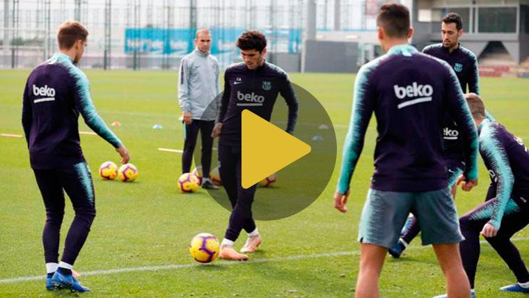 Lista de convocados de Valverde para el Rayo Vallecano-FC Barcelona