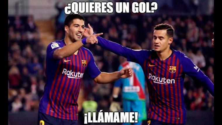 Estos son los mejores 'memes' del Rayo Vallecano-FC Barcelona