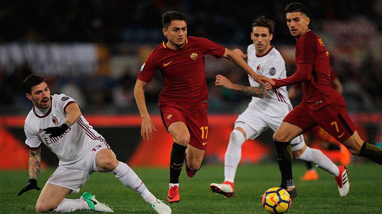 El crack de la Roma que el Barça estaría dispuesto a fichar