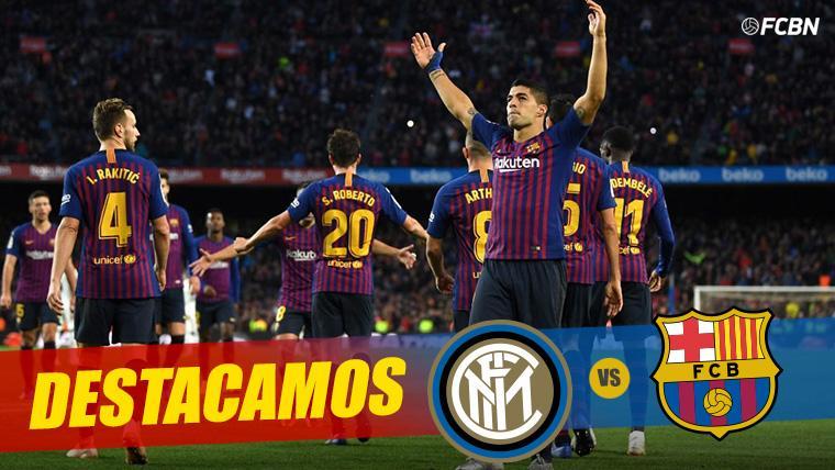 El Inter-Barça, el partido de la 'resurrección' para Luis Suárez