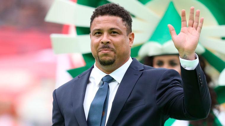 Gaspart habla sobre la venta de Ronaldo al Inter y su retorno al Barça antes de ir al Madrid