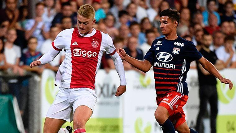La Juventus no se rinde por el fichaje de De Ligt y tratará de convencer al Ajax