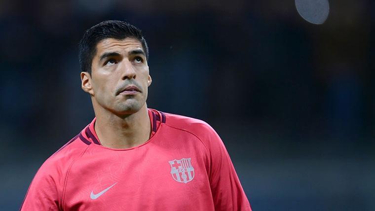 Cinco jugadas en las que Luis Suárez acarició el gol contra el Inter de Milán