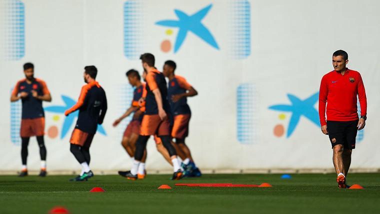 Crece la expectación con las próximas convocatorias de Valverde en el Barça