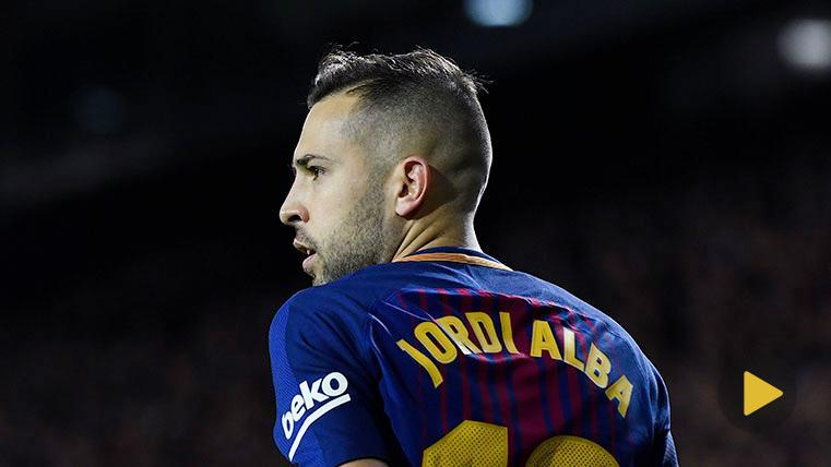 OFICIAL: ¡Luis Enrique rectifica y convoca a Jordi Alba para la selección española!